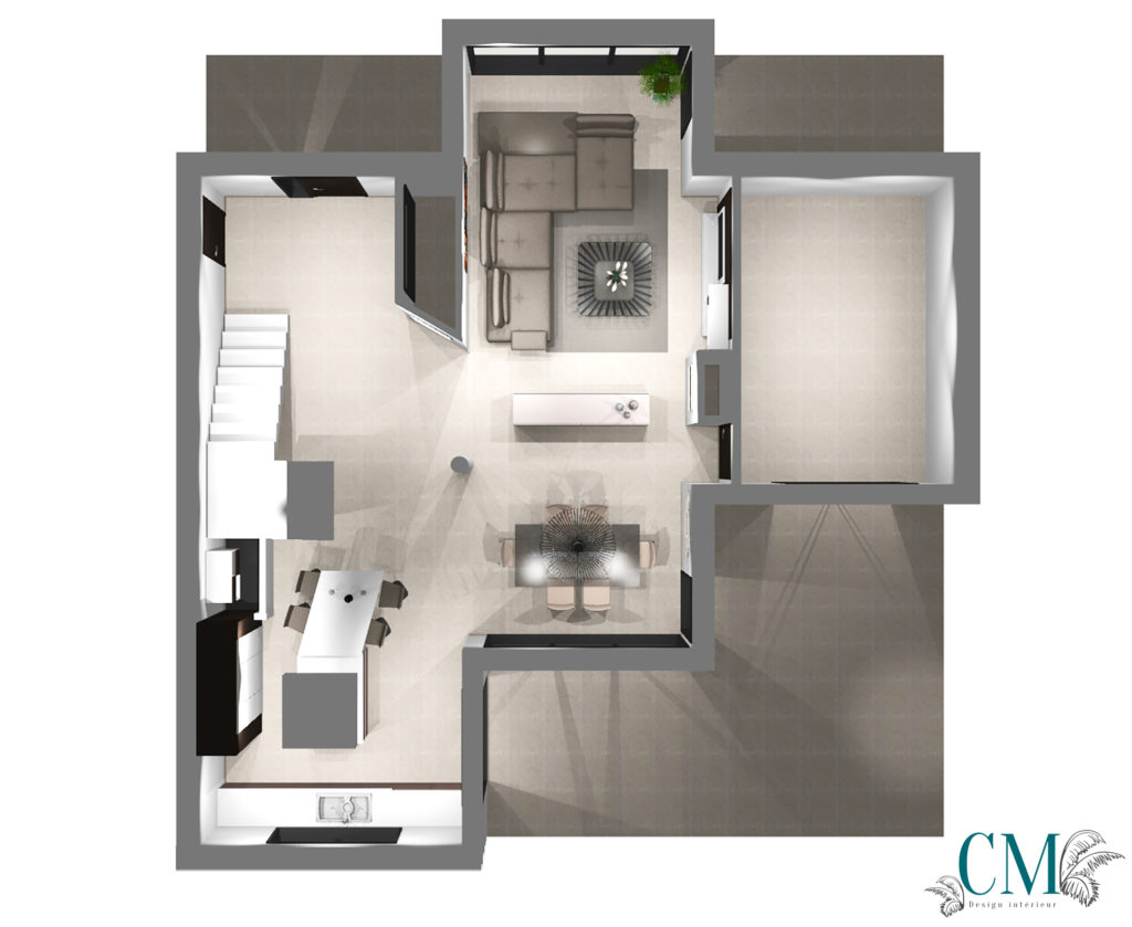Décorateur D Intérieur Val D Oise une jolie villa dans le val d'oise - cm design intérieur